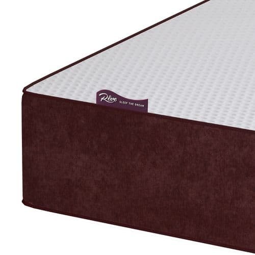 Reve Ruby Hybrid Gel Memory Double 4ft6 Mattress