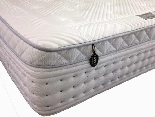Salus Contempo Encapsulated 3000 Pocket Sprung Single 3ft Mattress
