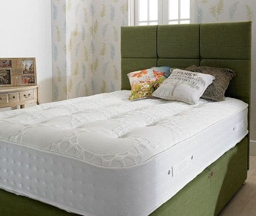 Shire Beds Eco Grand 4000 Pocket Sprung Small Double 4ft Mattress