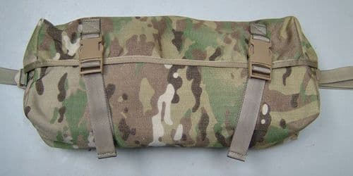 Back bag (to sit on top of webbing)