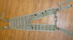 Deluxe Yoke with Molle & Chest Strap