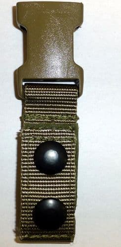 Female spare Clip with Material Tab