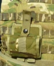 GPS Pouch for Body Armour