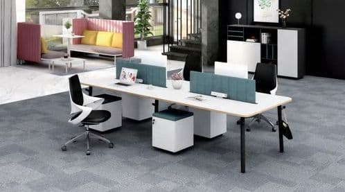 Combination office desk work stations COCO-ZYZ-004