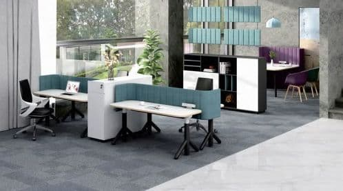 Combination office desk work stations COCO-ZYZ-007