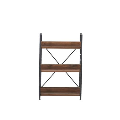 Mmilo MDF Home/office Bookshelf-Walnut