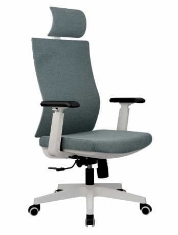 Office chair high back WBY-037-WH