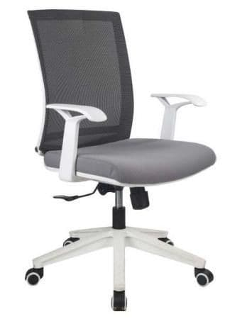 Office chair medium back ZYY-058-GY