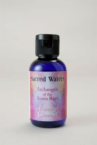 Archangel Chamuel Sacred Water