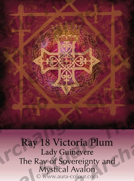 Ray 18 Lady Guinevere