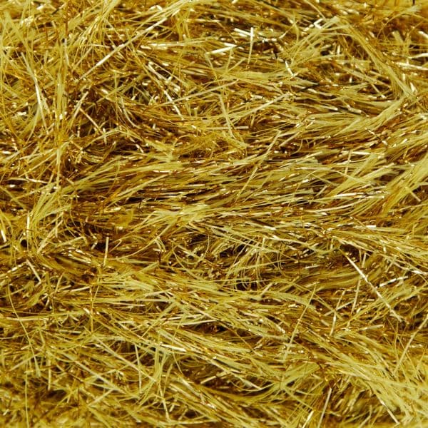 King Cole Tinsel Chunky 50g (208) Gold