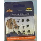 Bachmann 44534 TV Satellite Dishes - reduced further