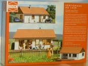 Busch 01448 Prefabricated House - reduced further