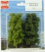 Busch 06740 Pack of 2 Trees