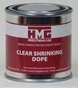 HMG C125 Clear Shrinking Dope