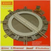 Hornby R0070 R070 Electrically Operated Turntable