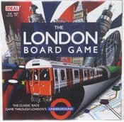 Ideal 09408 The London Board Game