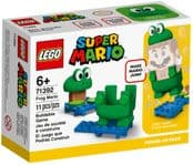 LEGO 71392 Frog Mario Power-Up Pack