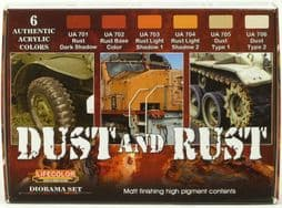 Lifecolor CS10 Dust and Rust