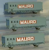 """LS Models 30665 EVS Hbis wagons """"Mauro"""" - reduced further"""