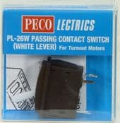 Peco PL26W PL-26W Passing Contact Switch