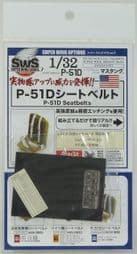 SWS 3204-M07 P51D Seatbelts
