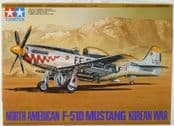 Tamiya 61044 North American F-51D Mustang Korean War