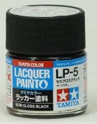 Tamiya 82105 LP5 Semi Gloss Black