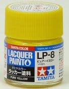 Tamiya 82108 LP8 Pure Yellow