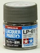 Tamiya 82161 LP61 Metallic Gray