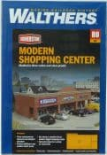 Walthers 9334115 Modern Shopping Center - reduced