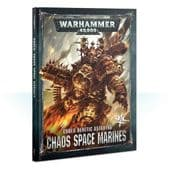 Warhammer 4301 Codex: Chaos Space Marines
