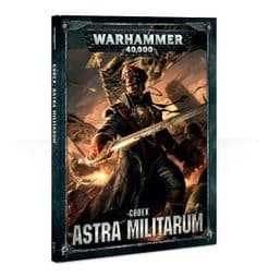 Warhammer 4701 Codex: Astra Militarum