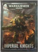 Warhammer 5401 Codex: Imperial Knights