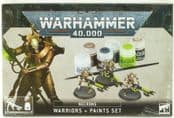 Warhammer 6069 Necrons: Warriors + Paints Set