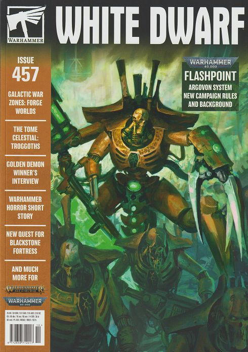 White Dwarf - NEW