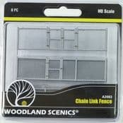 Woodland A2983 Chain Link Fence