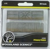 Woodland A2985 Privacy Fence