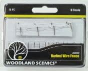 Woodland A2990 Barbed Wire Fence