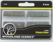 Woodland A2995 Privacy Fence