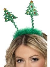 Christmas Tree Boppers Headband