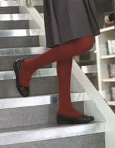 Cotton Rich Tights - 2 Pack