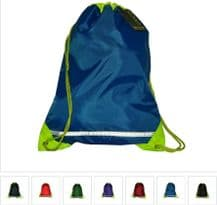 P.E/GYM Hi-Viz School Bag