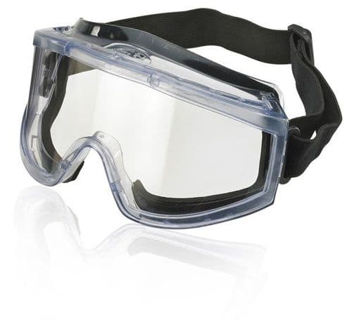 B-BRAND Comfort Fit Goggle Clear