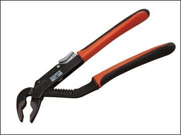 BAHCO Slip Joint Pliers ERGO Handle 250mm - 45mm Capacity