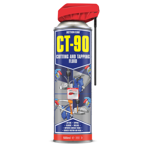CT-90 Cutting Fluid and Tapping Lubricant