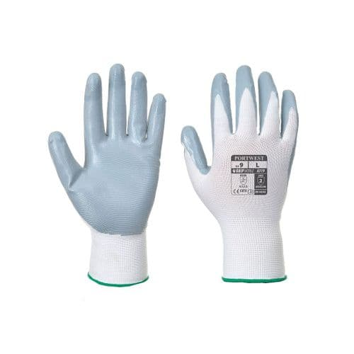 Nitrile Glove Flexo Grip A319