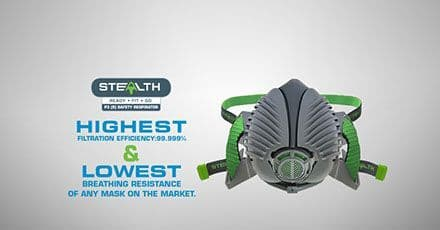 Stealth Safety Mask