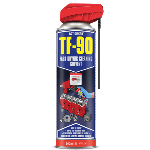 TF-90 Fast Drying Industrial Cleaning Solvent