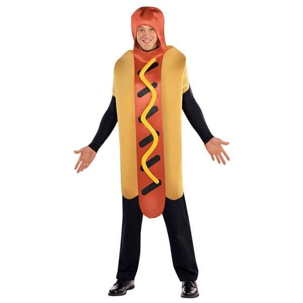 Adults Hot Diggety Dog Costume
